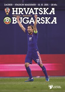 UEFA EURO 2016™,<br>European qualifiers<br>Croatia v. Bulgaria Zagreb, 10 October 2015