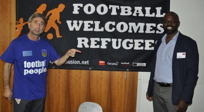 Hrvatska delegacija na konferenciji za podršku migrantima