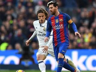 Modrić asistent za bod Real Madrida u El Clasicu