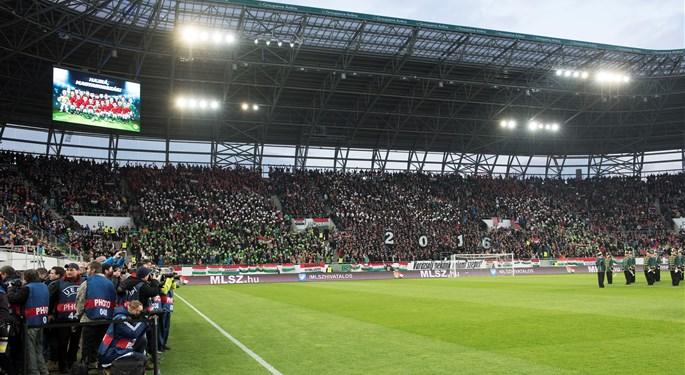 Stadion na ponos svim Mađarima