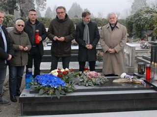 HNS obilježio godišnjicu smrti Dražana Jerkovića