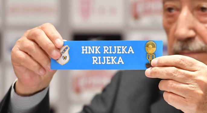 Rijeka protiv Osijeka, Dinamo protiv Splita