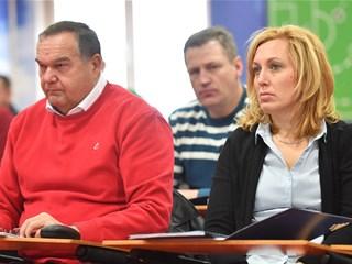 Lada Rojc - FIFA sutkinja i instruktorica najviše kategorije
