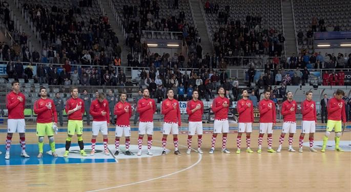 Sjajna Hrvatska dva puta svladala Italiju u Zadru#Brilliant Croatia beats Italy twice in Zadar