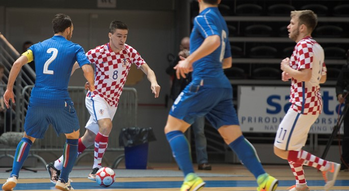 Hrvatska na međunarodnom turniru u Mađarskoj