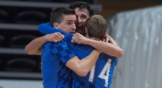 Futsal: Hrvatska ponovno bolja od Izraela