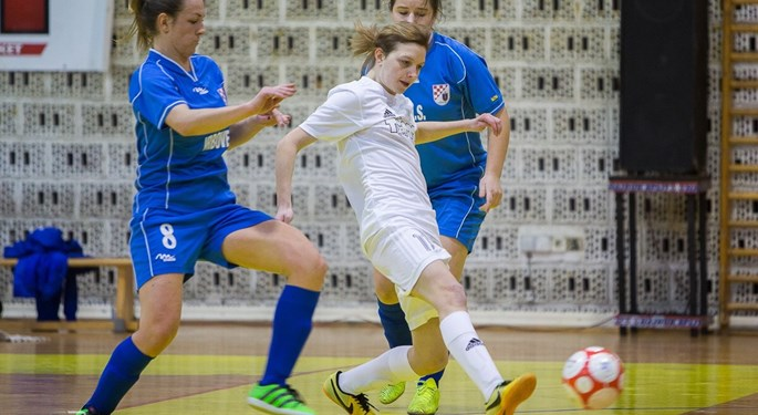 Video: Split ugostio drugi turnir 1. HMNLŽ