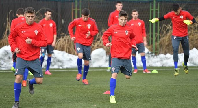 Kazneni udarac u završnici ostavio Hrvatsku U-19 praznih ruku