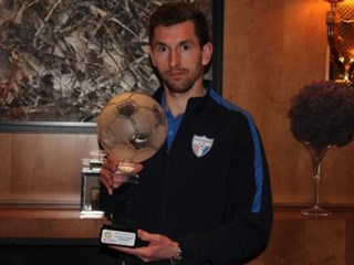 Novak primio trofej za najboljeg igrača 2016. godine