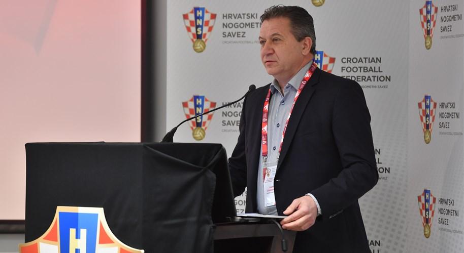Damir Vrbanović - sve za prvu ligu!
