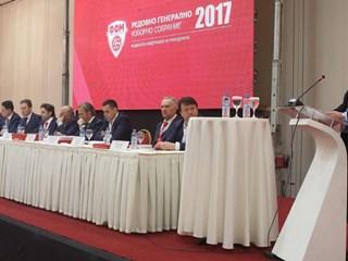"""Šuker predstavnik Uefe u Makedoniji: """"Potvrda dobrog rada"""""""