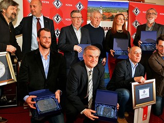 HZSN dodijelio nagrade najboljima u 2016. godini