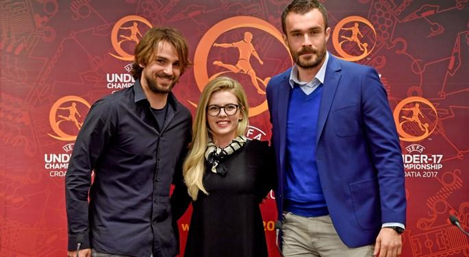 HNS predstavio projekt Europskog prvenstva U-17