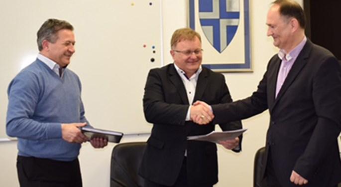 HNS i Grad Zaprešić potpisali ugovor za EP U-17