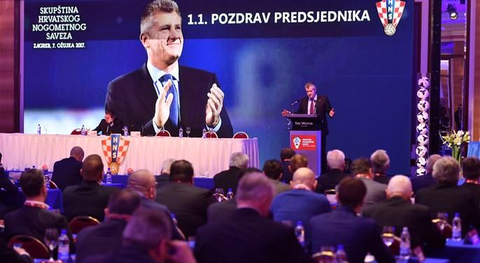 U Zagrebu održana redovna Skupština HNS-a