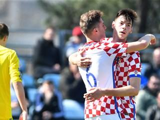 Hrvatska U-17 svladala juniore Istre 1961