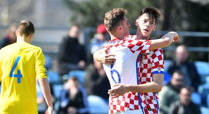 Prijateljska pobjeda Hrvatske U-18 nad Walesom
