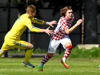 Hrvatska U-17 reprizirala rezultat protiv Ukrajine