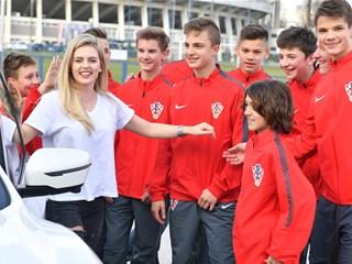 """Predstavljen spot himne U-17 Europskog prvenstva - """"Kao jedno"""""""