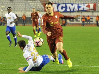 Rijeka se pridružila Dinamu u finalu Hrvatskog kupa
