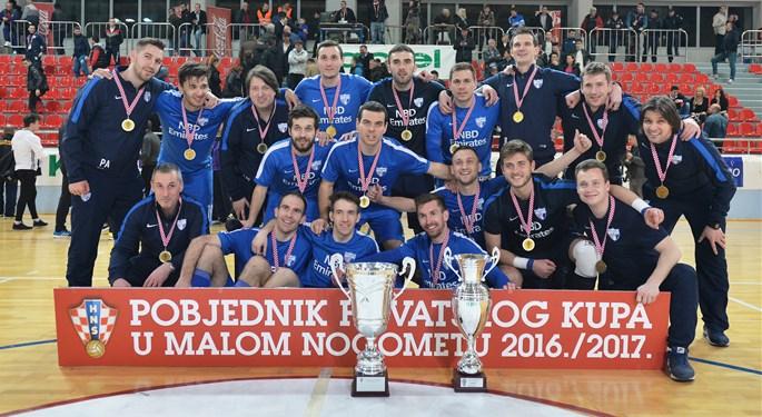 Zagrebački Nacional osvojio naslov pobjednika Kupa