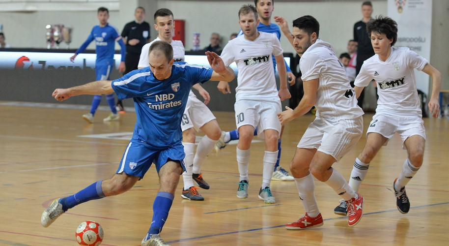 Velika aktivnost malog nogometa