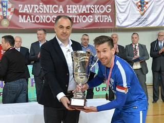 Parovi osmine finala Hrvatskog kupa u malom nogometu