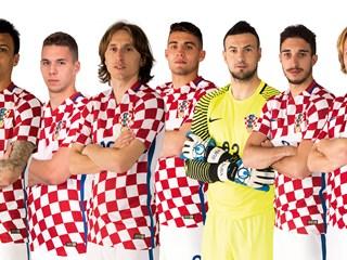 Seven Croatia internationals in Champions League quarterfinals