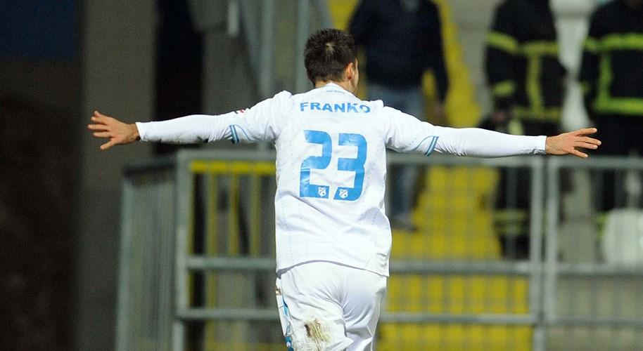 Franko Andrijašević prelazi u belgijski Gent
