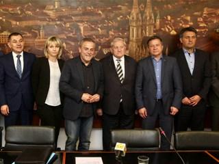 HNS potpisao ugovor s Gradom Zagrebom