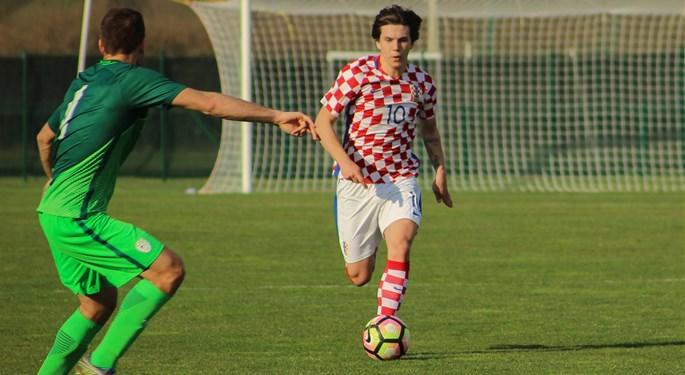 Remi Hrvatske U-21 kod Austrije