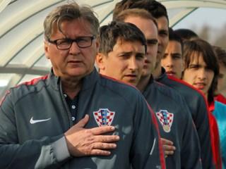 Prvi kvalifikacijski ispit Hrvatske U-21