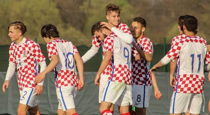 Hrvatska U-21 svladala Sloveniju 3:0