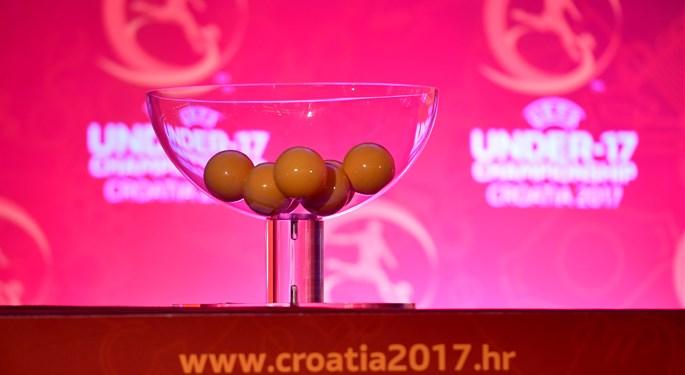 Hrvatska U-17 sa Španjolskom, Turskom i Italijom