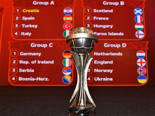 "EURO U-17 Final Draw in Zagreb: ""This is a challenge"""