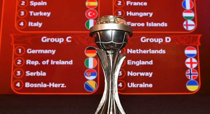 """EURO U-17 Final Draw in Zagreb: """"This is a challenge"""""""