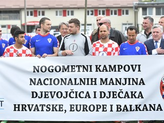 Futsal tournament to celebrate International Romani Day