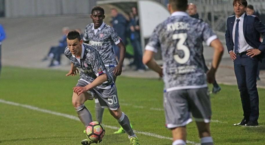 Hajduk nastavio s pobjedama, Splitu bod kod kuće