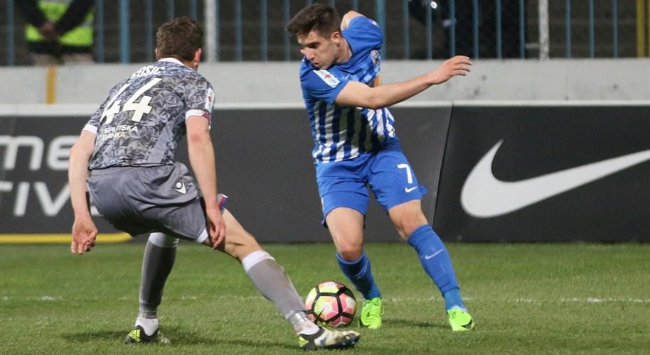 Polufinalni dvoboj Lokomotiva - Hajduk samo na HNTV-u