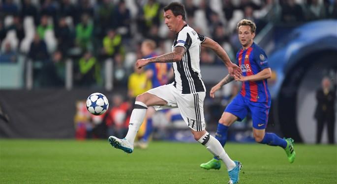 Mandžukić s Juventusom svladao Rakitićevu Barcelonu