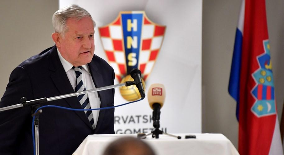 "Srebrić: ""Rujevica je tepih, a Hrvatska s kapetanom Modrićem spremna za važna tri boda"""