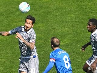 Raspucani Hajduk, četiri gola Futacsa, pobjeda Lokomotive