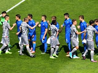 Veliko slavlje Hajduka na Maksimiru