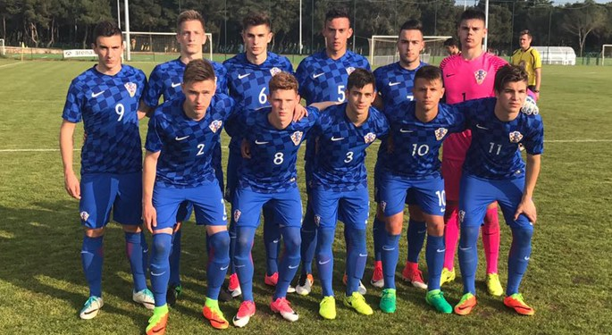 """Bašić: """"Hrvatska U-17 na dobrom je putu"""""""