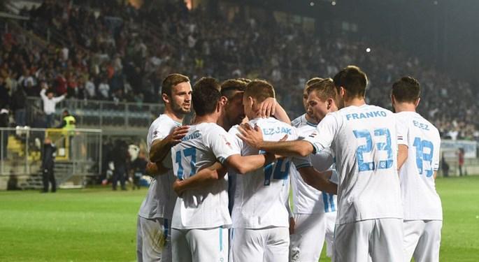 Rijeka secures historic Croatian league title
