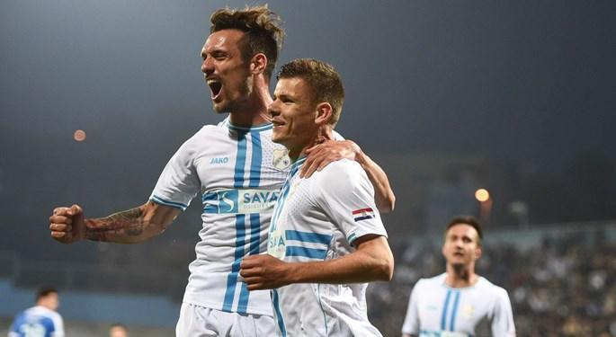 Rijeka svladala Dinamo, osvojila dvostruku krunu