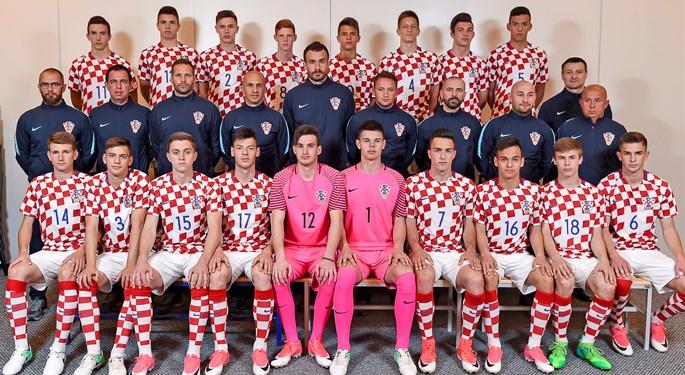 Izbornik Bašić objavio popis igrača za EP U-17