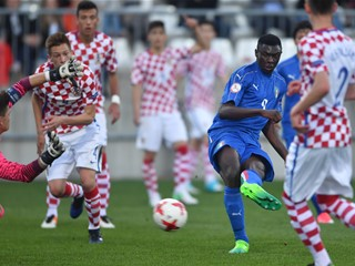 "Kean breaks down Croatia resistance: ""No time to despair"""