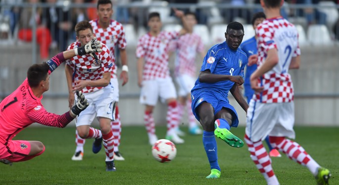 """Kean breaks down Croatia resistance: """"No time to despair"""""""