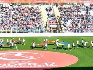 Otvoreno UEFA U-17 Europsko prvenstvo u Hrvatskoj